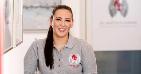 Praxis Dr. Diekmann - Sarah Lennartz